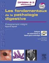 Boek cover Les fondamentaux de la pathologie digestive van Cdu-Hge (Onbekend)