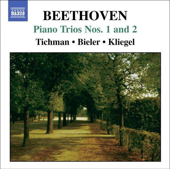 Beethoven: Piano Trios, Vol.2