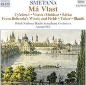 Smetana: Ma Vlast / Antoni Wit, Polish NRSO