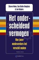 Boek cover Het onderscheidend vermogen van Jan Kuipers