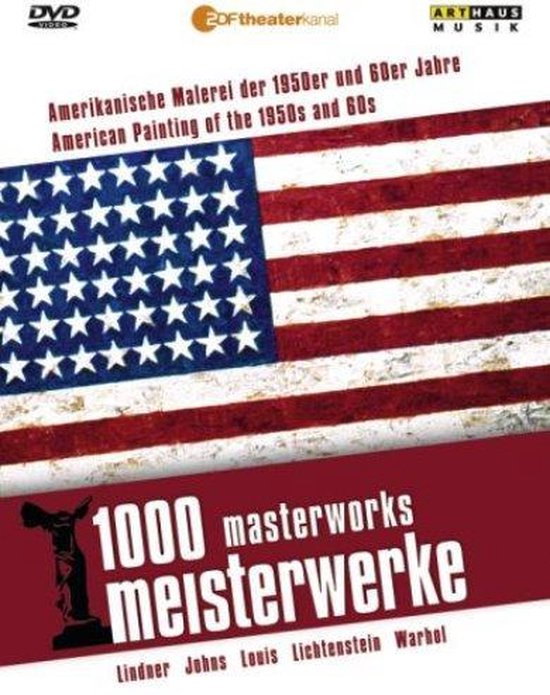 Cover van de film 'American Painting Of The 1950's And 60's'