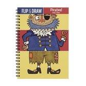 Pirates Flip and Draw