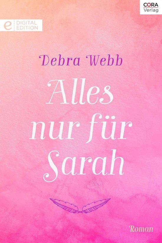 Omslag van Alles nur für Sarah