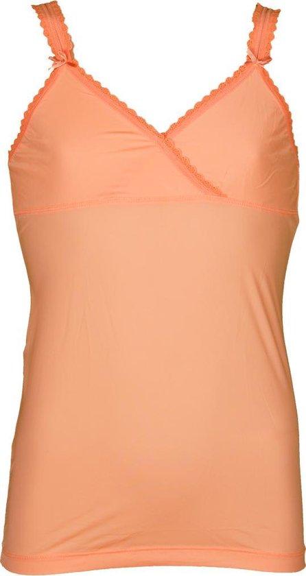 Claesens meisjesondergoed hemd oranje - 164/170