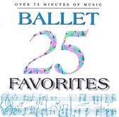 25 Ballet Favorites