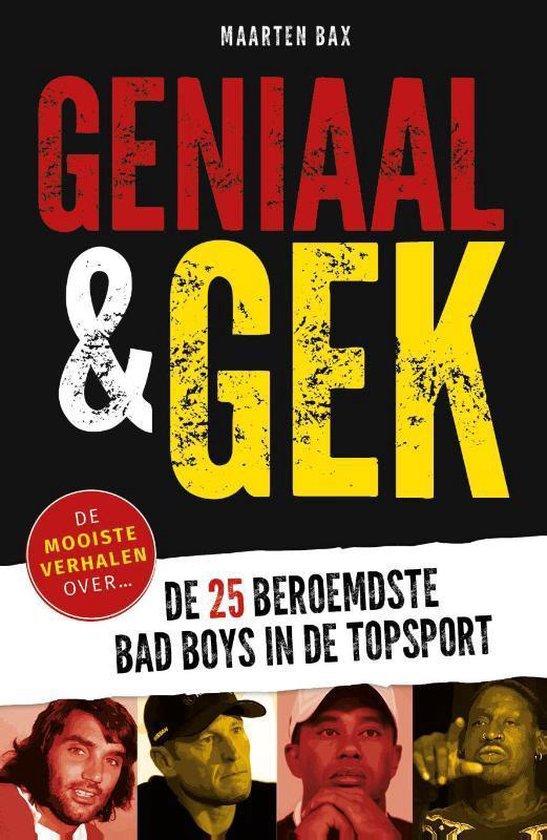 Geniaal & gek - Maarten Bax pdf epub