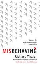 Boek cover Misbehaving van Richard Thaler (Onbekend)