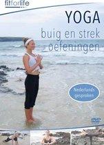 Yoga Buig En Strekoefen..