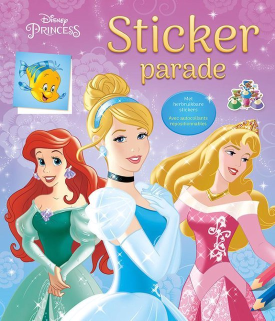 Disney Princess - Sticker Parade - ZNU pdf epub