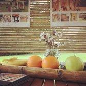 Mocadazu Bamboe Fruitschaal
