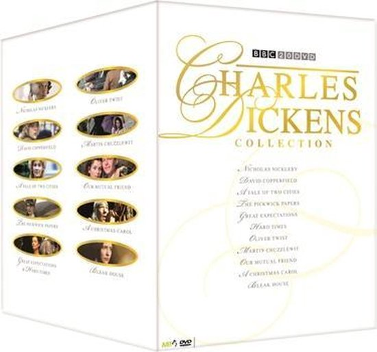 Cover van de film 'Charles Dickens..'