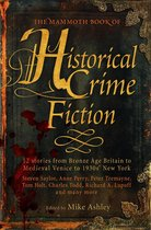Omslag The Mammoth Book of Historical Crime Fiction