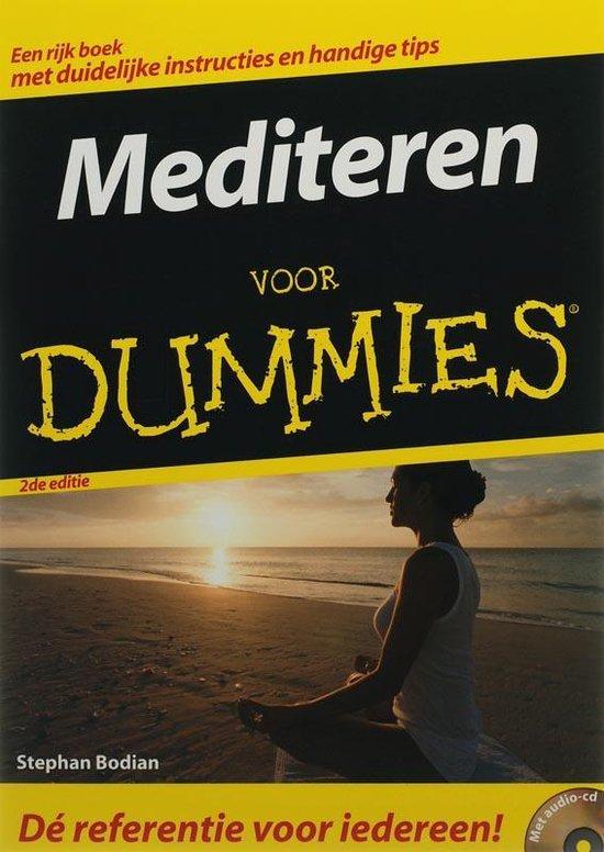 Voor Dummies - Mediteren voor Dummies - Stephan Bodian  