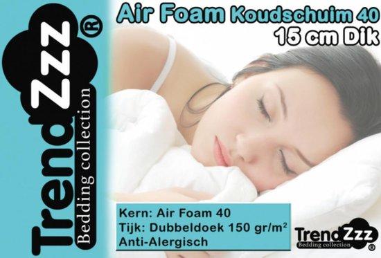 Trendzzz® Matras 80x190 cm Koudschuim Air 40 Trendzzz®