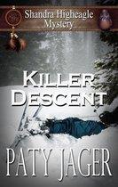Omslag Killer Descent