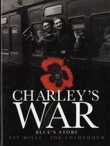 Omslag Charley's War (Vol. 4) - Blue's Story