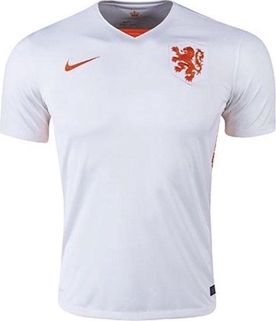 Nike Nederlands Elftal Uitshirt Boys S 128 137 Cm Bol Com