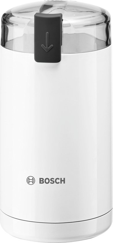 Bosch TSM6A011W - Koffiemolen -  Wit