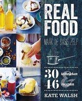 Real Food. Maak de basis zelf, 30 technieken & 46 recepten
