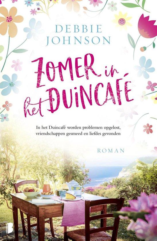 Duincafé 1 - Zomer in het Duincafé - Debbie Johnson  