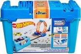 Afbeelding van Hot Wheels Track Builder Looping Challenge - Racebaan