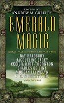 Omslag Emerald Magic