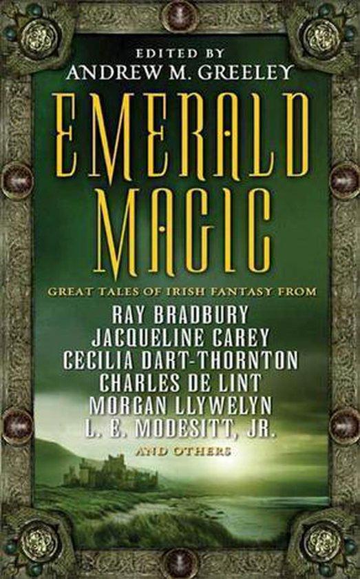 Omslag van Emerald Magic