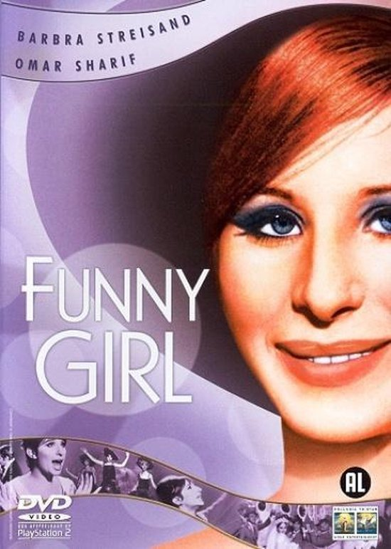 Cover van de film 'Funny Girl'