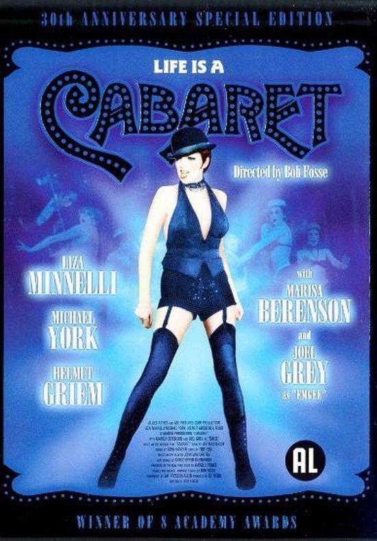 Cover van de film 'Musical - Cabaret'