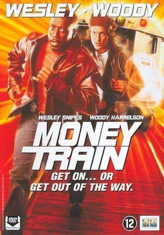 Cover van de film 'Money Train'
