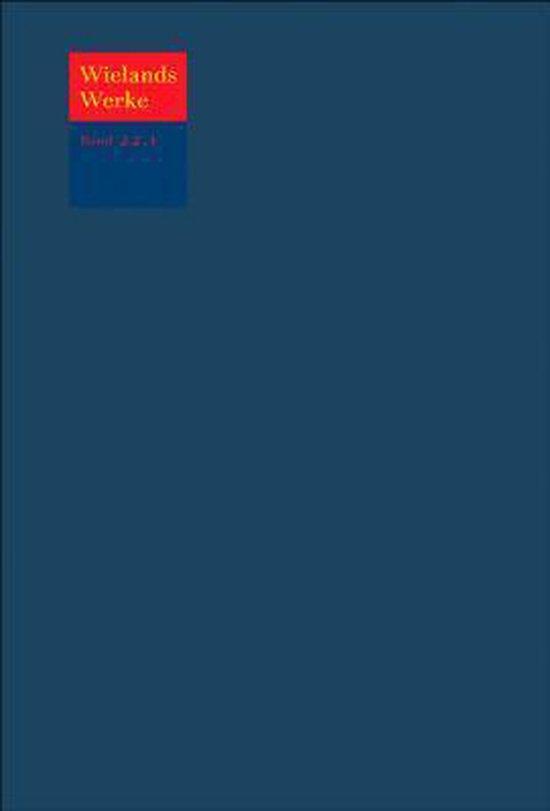 Boek cover Text van Christoph Martin Wieland (Hardcover)