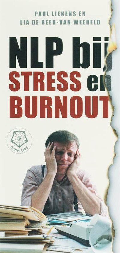 Boek cover Nlp Bij Stress En Burn-Out van Paul Liekens (Onbekend)