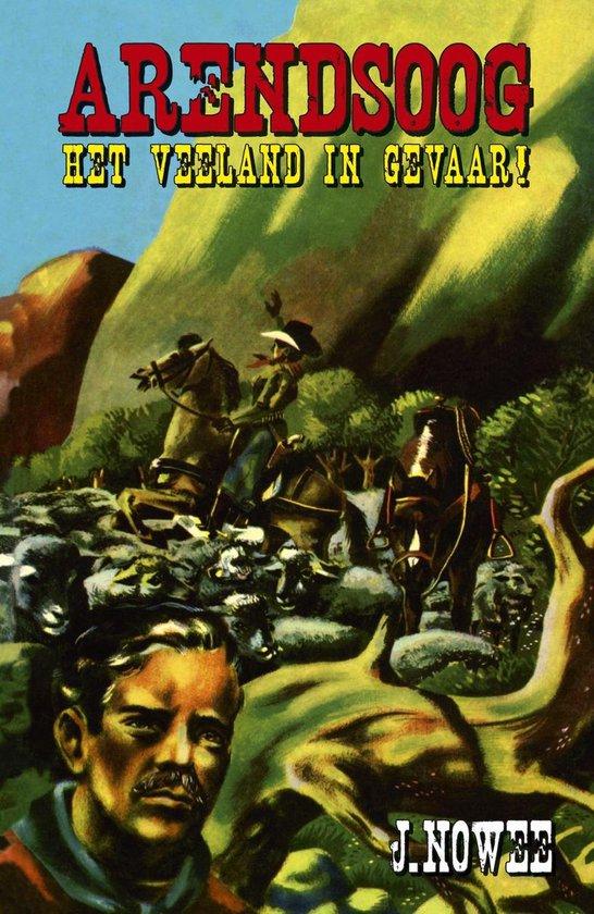 Boek cover Het veeland in gevaar! van Jan Nowee (Onbekend)
