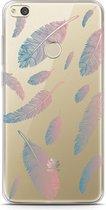 Huawei P8 Lite (2017) Hoesje Feathers