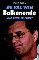 De val van Balkenende