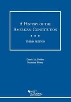 A History of the American Constitution