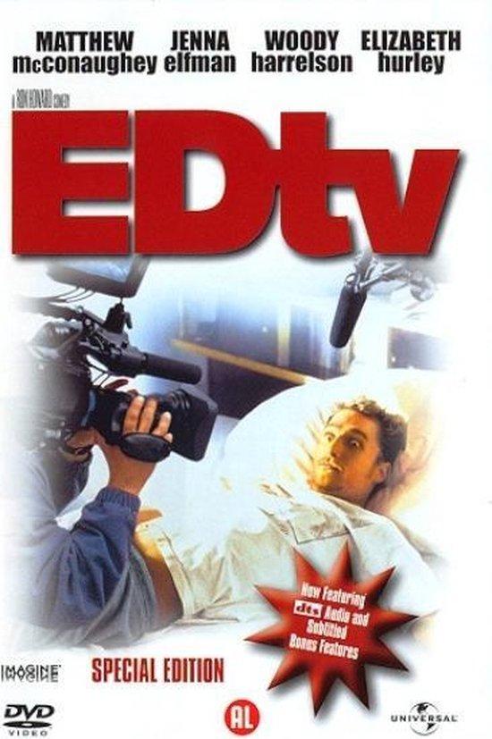Cover van de film 'ED TV'