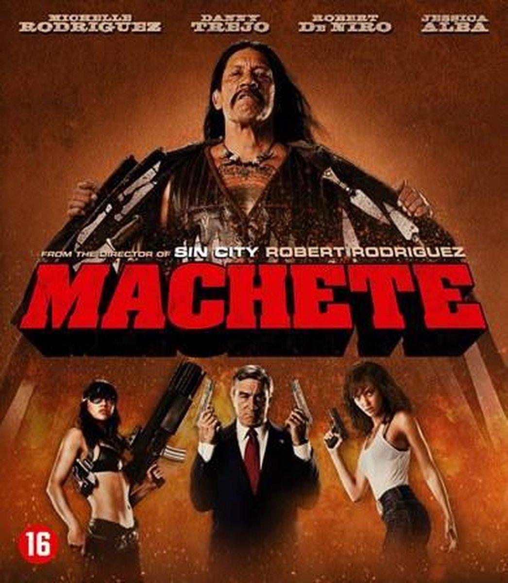 Machete (Blu-ray) - Movie