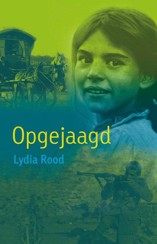 Opgejaagd - Lydia Rood |