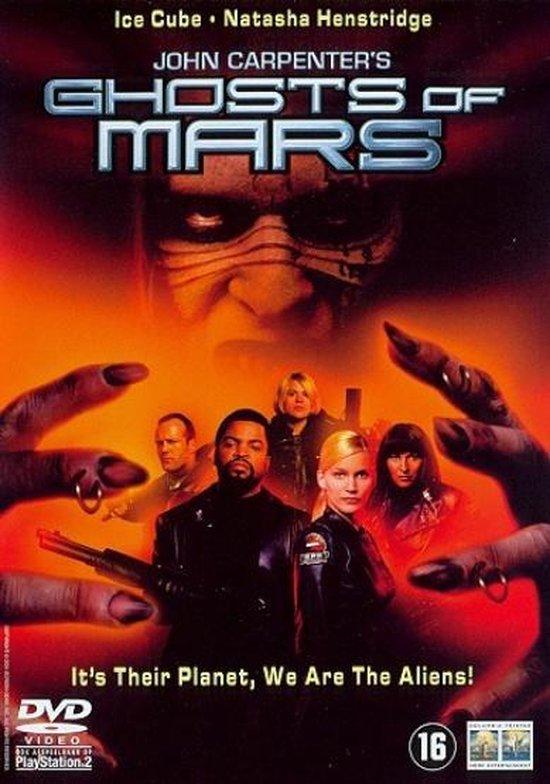 Cover van de film 'Ghosts Of Mars'