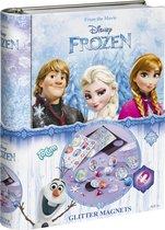 Disney Frozen Glitter Magneti - Glitter magneten maken
