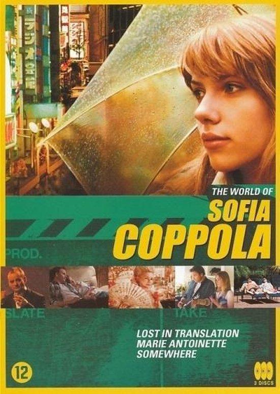 Cover van de film 'World Of Sofia Coppola'