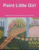 Paint Little Girl