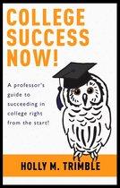 Omslag College Success Now!