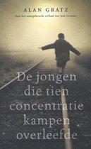 Boek cover De jongen die tien concentratiekampen overleefde van Alan Gratz (Paperback)