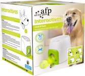 Afp Interactive Fetch 'N Treat - Hondenspeelgoed - 16 x 16 x 20 cm