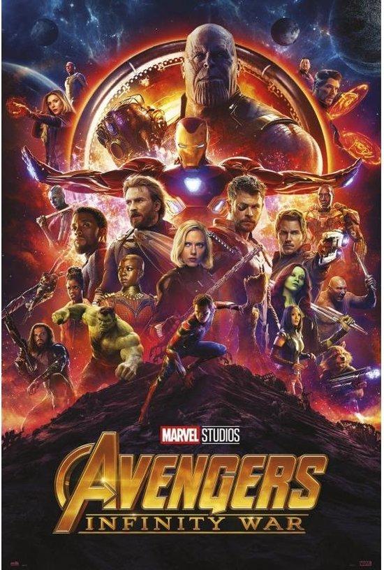 Avengers Infinity War - poster - Marvel - 61 x 91.5 cm