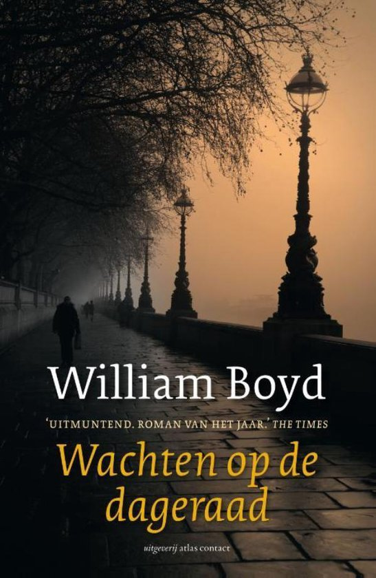 Wachten op de dageraad - William Boyd |