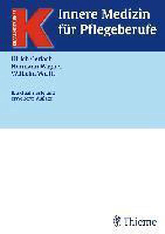 Boek cover Innere Medizin für Pflegeberufe van Ulrich Gerlach (Hardcover)