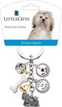 Little Gifts sleutelhanger Lhasa Apso